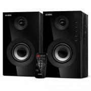 Мультимедійна акустика SVEN SPS-615 Black