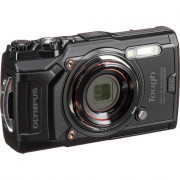 компактний фотоапарат Olympus TG-6 Black