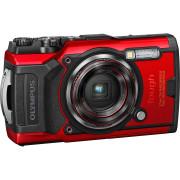 компактний фотоапарат Olympus TG-6 Red