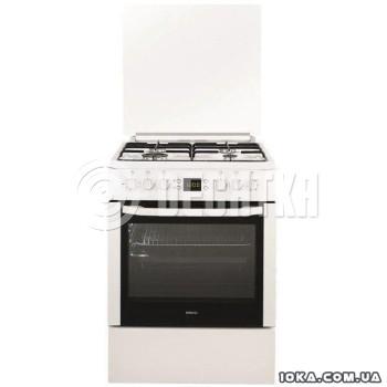 Комбинированная плита Beko CSE 62321 DW