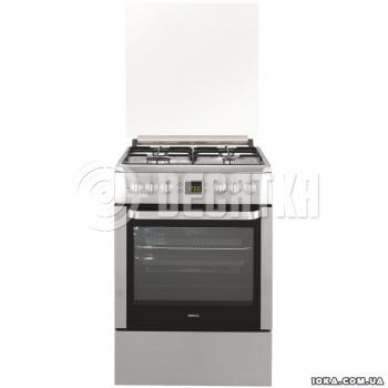 Комбинированная плита Beko CSE 62321 DX