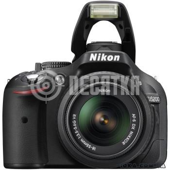 Зеркальный фотоаппарат Nikon D5200 kit (18-55mm VR II)
