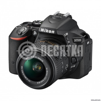 Зеркальный фотоаппарат Nikon D5500 kit (18-55mm VR II)