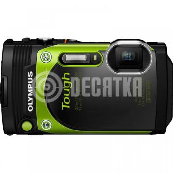 компактный фотоаппарат Olympus TG-870 Green