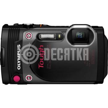 компактный фотоаппарат Olympus TG-870 Black