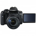 Зеркальный фотоаппарат Canon EOS 750D kit EF-S IS STM