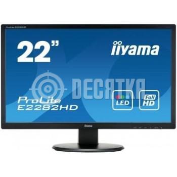 ЖК монитор Iiyama ProLite E2282HD-B1
