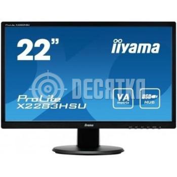 ЖК монитор Iiyama ProLite X2283HSU-B1DP
