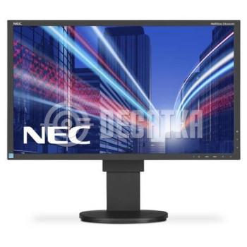 ЖК монитор NEC EA244UHD Black (60003683)