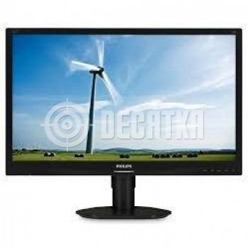 ЖК монитор Philips 220S4LYCB/00 Black