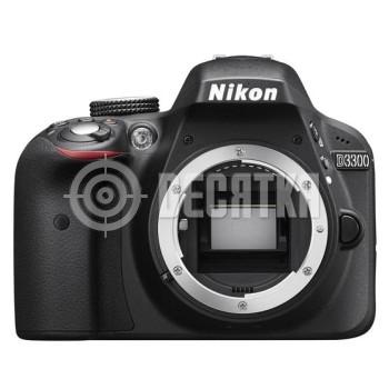 Зеркальный фотоаппарат Nikon D3300 body
