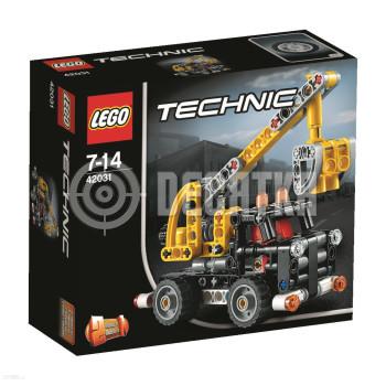 Пластиковый конструктор LEGO Technic Cтреловой автокран (42031)