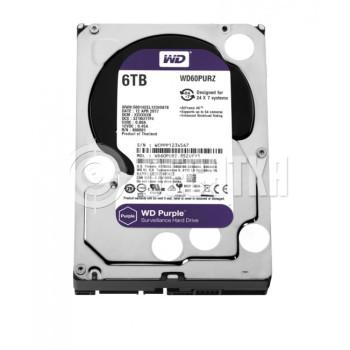 Жесткий диск WD Purple (WD60PURZ)