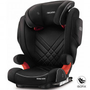 Автокрісло Recaro Monza Nova 2 Seatfix Performance Black