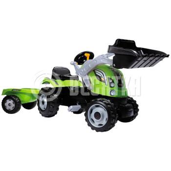 Дитячий веломобіль Smoby Farmer XL Loader (710109)