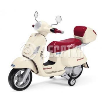 Дитячий електромобіль Peg Perego Vespa GT (MC 0011)