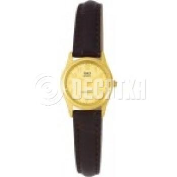 Женские часы Q&Q Leather (Q853-103Y)