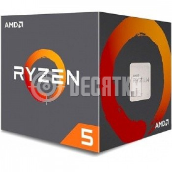 Процесор AMD Ryzen 5 2600 (YD2600BBAFBOX)