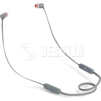 Навушники з мікрофоном JBL T110BT Gray JBLT110BTGRY