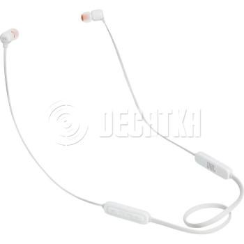 Навушники з мікрофоном JBL T110BT White JBLT110BTWHT