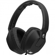 Навушники з мікрофоном SkullCandy Crusher Black