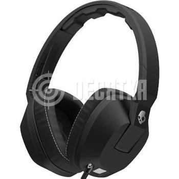 Навушники з мікрофоном SkullCandy Crusher Black