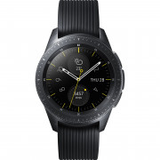 Смарт-годинник Samsung Galaxy Watch 42mm LTE Midnight Black