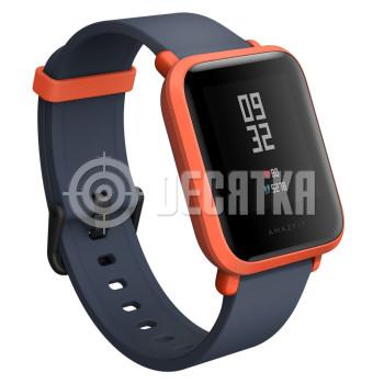 Смарт-годинник Amazfit Bip Smartwatch Red (UYG4022RT)