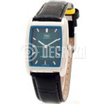 Мужские часы Q&Q Leather (VG32-302)