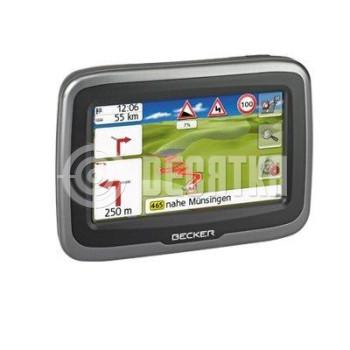 GPS-навигатор для мотоциклов Becker Mamba 4 LMU Plus