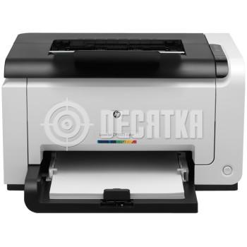Принтер HP LaserJet Pro CP1025nw (CE914A)