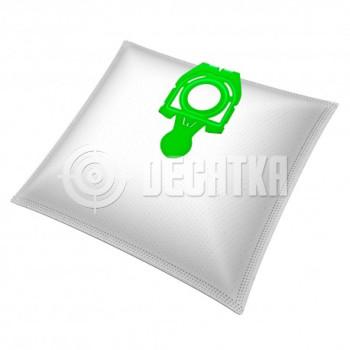 Комплект мешков для пылесоса ZELMER Twist 1500.5.E02E (тип ZMB01K) + фильтр