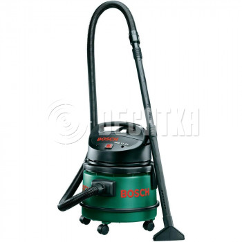 Строительный пылесос Bosch PAS 11-21