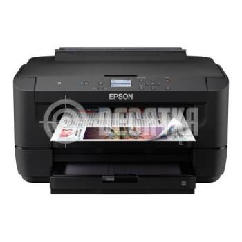 Принтер Epson WorkForce WF-7210DTW (C11CG38402)
