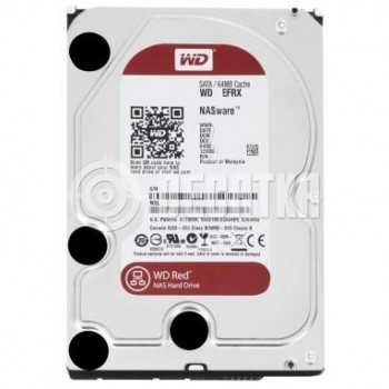 Жесткий диск WD Red WD20EFRX