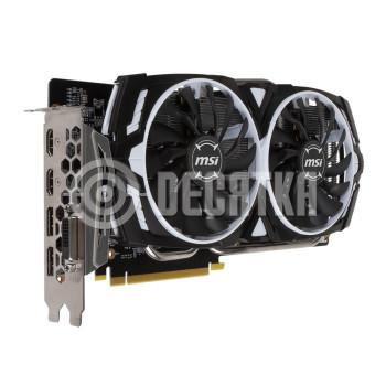 Видеокарта MSI GeForce GTX 1060 ARMOR 6G V1