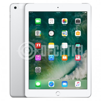 Планшет Apple iPad Wi-Fi + Cellular 128GB Silver (MP2E2, MP272)