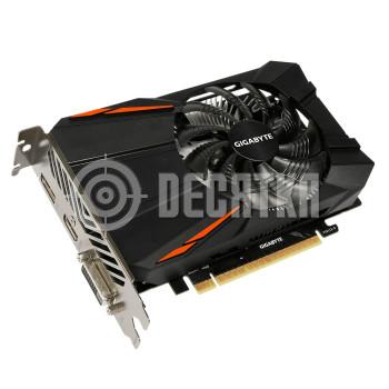 Видеокарта GIGABYTE GeForce GTX 1050 Ti D5 4G (GV-N105TD5-4GD)