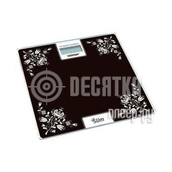 Весы напольные электронные Zelmer 34Z012 Black