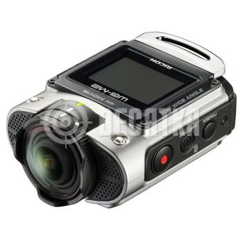 Экшн-камера Ricoh WG-M2 (Silver)