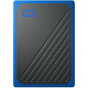 SSD накопитель WD My Passport Go 1 TB Blue
