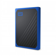 SSD накопитель WD My Passport Go 500 GB Blue