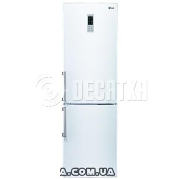 Холодильник с морозильником LG GW-B469BQQW