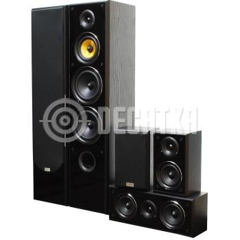 Колонки для домашнего кинотеатра Taga Harmony TAV-606 v.3 Set Black