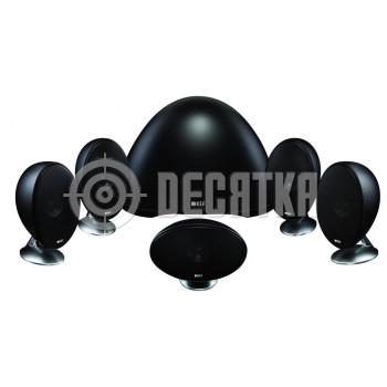 Комплект акустики для домашнего кинотеатра KEF E 305 Black