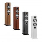 Фронтальные акустические колонки Monitor Audio Bronze 5 white ash
