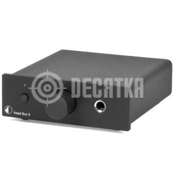 Стационарный усилитель для наушников Pro-Ject HEAD BOX S