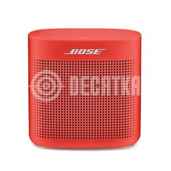 Портативные колонки Bose SoundLink Color II Coral Red SLcolor/red