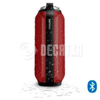 Портативные колонки Philips BT6600R Red