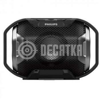 Акустическая колонка Philips ShoqBox SB300B/00 Black